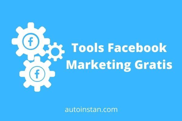 tools facebook marketing gratis